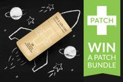 Win One of 4 PATCH Strips Bundles