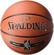 Spalding NBA Silver Outdoor Basketball - Only £15.99!