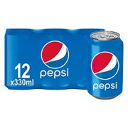 12 Cans of Pepsi for Only £4.80 on Amazon Check It out Now!