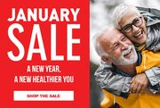 Stock Up On Supplements & More In The January Sale