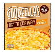 Goodfella's Takeaway Classic Crust the Big Cheese - Only £2!