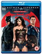 Batman v Superman: Dawn of Justice [Ultimate Edition] [Blu-Ray] - Only £4.45!