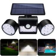 Outdoor Garden Solar Lights - £15.98 from Amazon