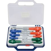 Draper 9 Piece Cabinet Pattern Screwdriver Set