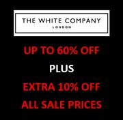 THE WHITE COMPANY SALE - Further Reductions