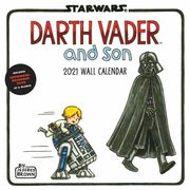 Cheap Star Wars, Darth Vader and Son Official Calendar 2021 at CalendarClub