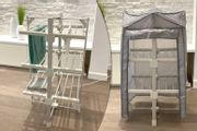 3-Tier Heated Clothes Airer - 2 Options!