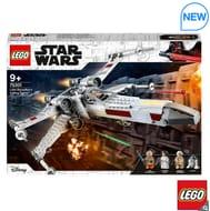 LEGO Star Wars Luke Skywalker's X-Wing Fighter - Model 75301 - Only £40.89!