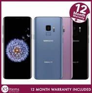 Samsung Galaxy S9 SM-G960F 64GB Mobile Smartphone Black/Purple Unlocked