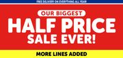Shoezone Half Price Sale with Free Home Delivery