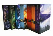Harry Potter Complete Collection 7 Book Set - Only £29.99!