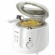 Cookworks DF5318-GS Deep Fat Fryer 2.5L 190c 1800W - White