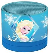 Disney Frozen Elsa Mini Bluetooth Speaker 3W Speaker Auxiliary Input