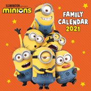 Minions 2 Family Planner 2021