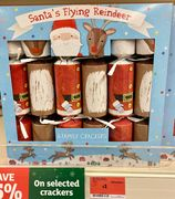 Save £6 Family Crackers