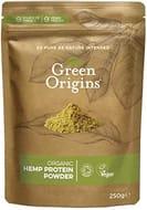 Green Origins Organic Hemp Protein Powder, Raw 250g