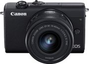 Canon EOS M200 with EF-M 15-45mm f/3.5-6.3 IS STM Lens