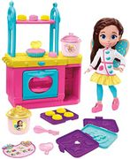 Fisher-Price GCJ29 Butterbean's Caf Magical Bake & Display Oven