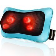 Neck Back Massager Pillow with Heat