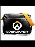 Overwatch Logo Messenger Bag