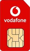 Vodafone 12 Months Sim, 12GB Data Unlimited Minutes and Texts