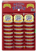 Smiths Savoury Snacks Bacon Fries Carded Pub Favourites Snacks, 24 G (Pack 24)