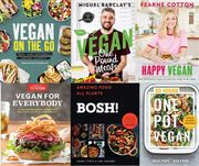 The Best Vegan Cook Books