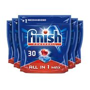 Finish All-in-One Max Dishwasher Tablets, ORIGINAL