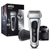 Braun Series 8 8390cc next Generation Electric Shaver Rechargeable