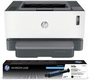 HP Neverstop 1001nw Monochrome Wireless Laser Printer - Only £229.99!