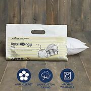 Fogarty Little Sleepers Anti Allergy Cot Bed Pillow