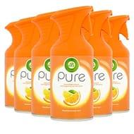 Air Wick Air Freshener Room Spray MEDITERRANEAN SUN, Pack of 6