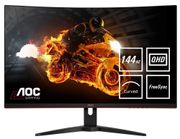 "AOC Gaming CQ32G1 32"" QHD FreeSync 144Hz Curved Gaming Monitor - £309.95!"