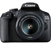 CHEAP! CANON EOS 2000D DSLR Camera with EF-S 18-55 Mm f/3.5-5.6 is II Lens