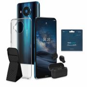 Nokia 8.3 5G Android 6.8 SIM Free 64GB Smartphone & Accessories - Only 345!