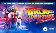 3* or 4* London Break, Breakfast & Back to the Future: The Musical