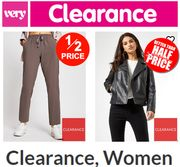 VERY CLEARANCE WOMEN - 5,700 Clothes & Shoes to Clear!