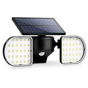 DEAL STACK - OUSFOT Outdoor LED Adjustable Waterproof Solar Lights + 30% Coupon