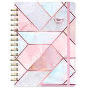 Eono by Amazon - Diary 2021 Week to View Planner A5