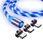3 In 1 LED Magnetic USB Cable