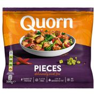 Quorn Pieces,frozen,300 Rams ,Save Seventy Pence, Morrisons