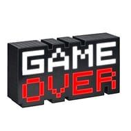 Paladone PP5016TX 8-Bit Pixel Game over Light