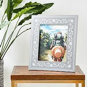 Patterned Painted Photo Frame - Only £4!