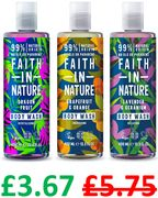 GOING CHEAP! Faith In Nature Body Wash - Amazon #1 Best Seller