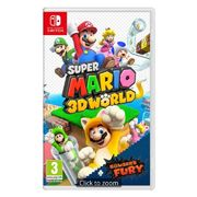 Super Mario 3D World + Bowser's Fury + Steelbook - Only £42.85!