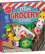 BEST EVER PRICE MINI GROCERY STORE Clay Food Model