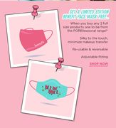 FREE Benefit Mask When You Buy Super Setter & One Other Full Size Product