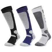 3 Pairs Cashmere - like Long Hose Winter Thermal Socks - Only £4.79!