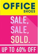 OFFICE SHOES SALE - up to 60% off Shoes, Boots, & Trainers