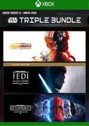 Star Wars Triple Bundle Inc Squadrons Fallen Order Deluxe Edition - Only £29.99!